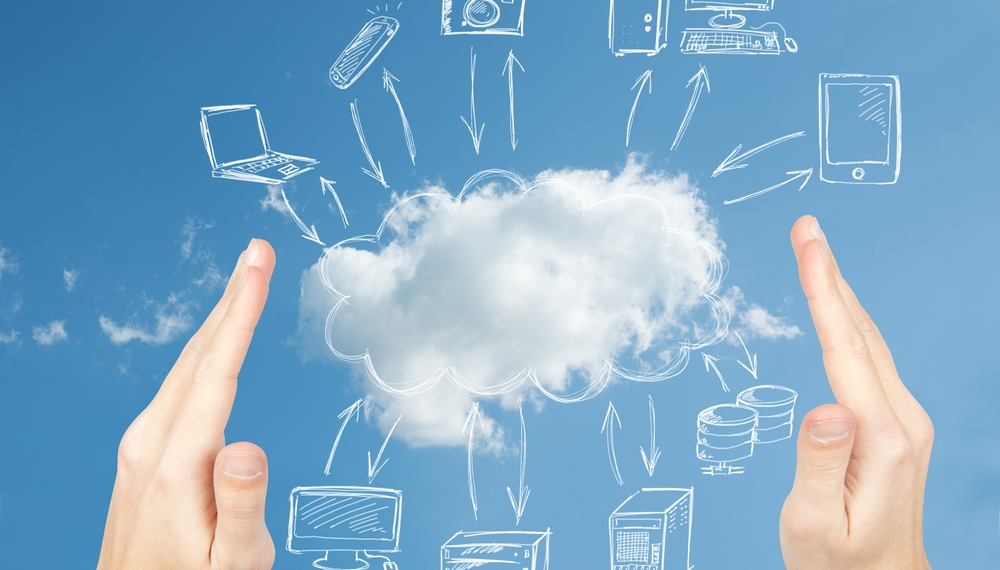 cloud architecture for fintech software