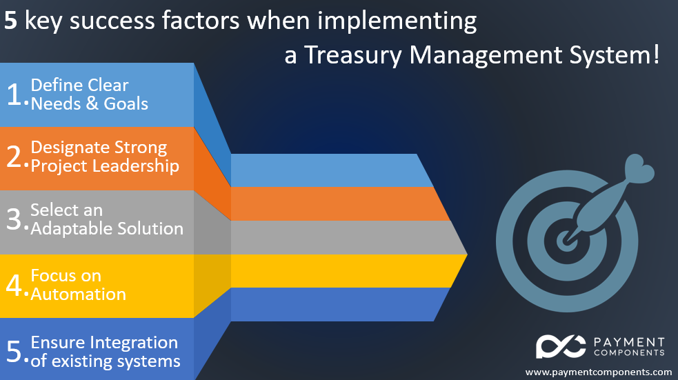 what is treasury management system