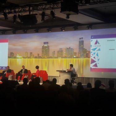 Presentation at FIBA 2017 in Miami