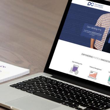 PaymentComponents corporate identity rebranding