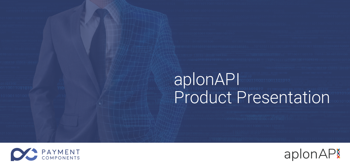 aplonAPI product presentation for PSD2 solution