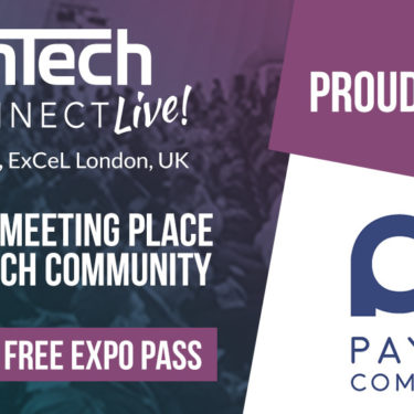 PaymentComponents Banner at Fintech Connect Live 2017