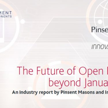 The Future of Open Banking, beyond January 2018, contribution by PaymentComponents