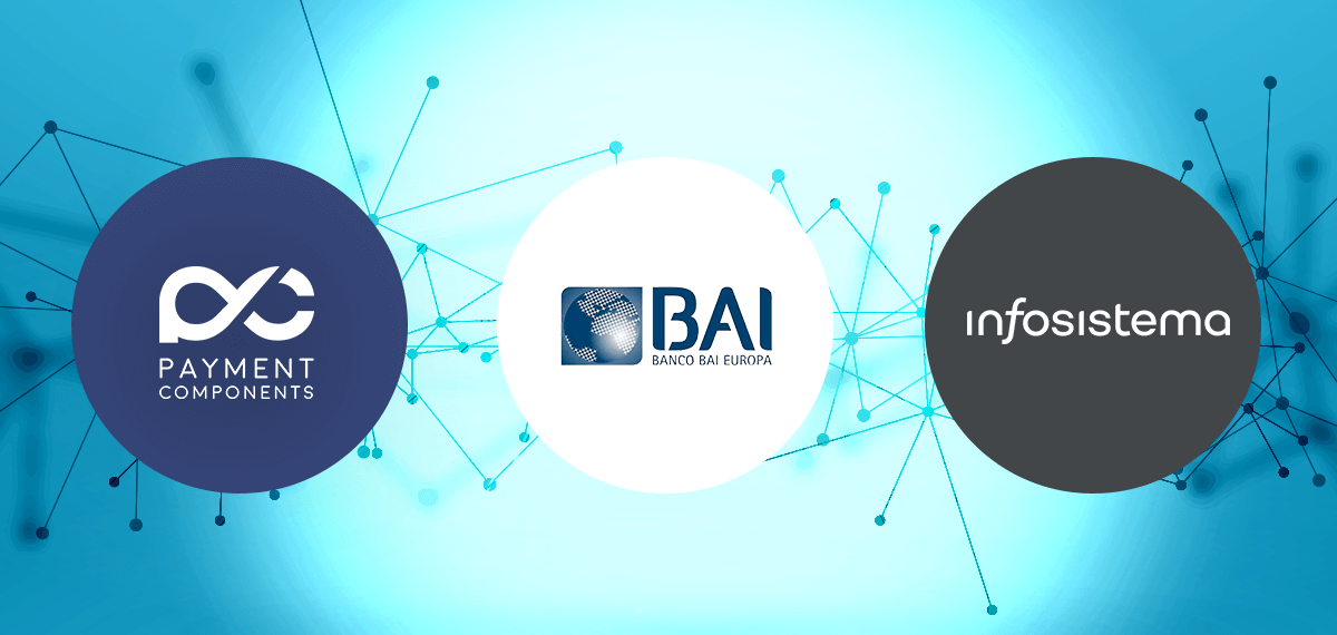 PaymentComponents and Infoistema welcome Banco BAI to aplonAPI family