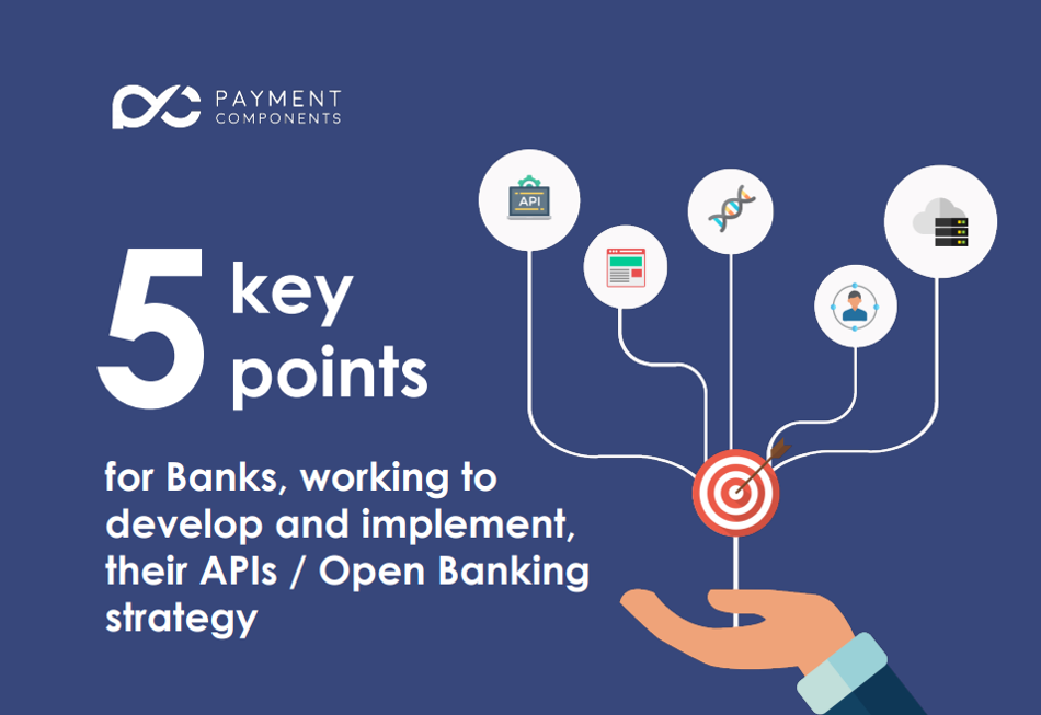 5 key points for banks working on their APIS- Open banking strategy