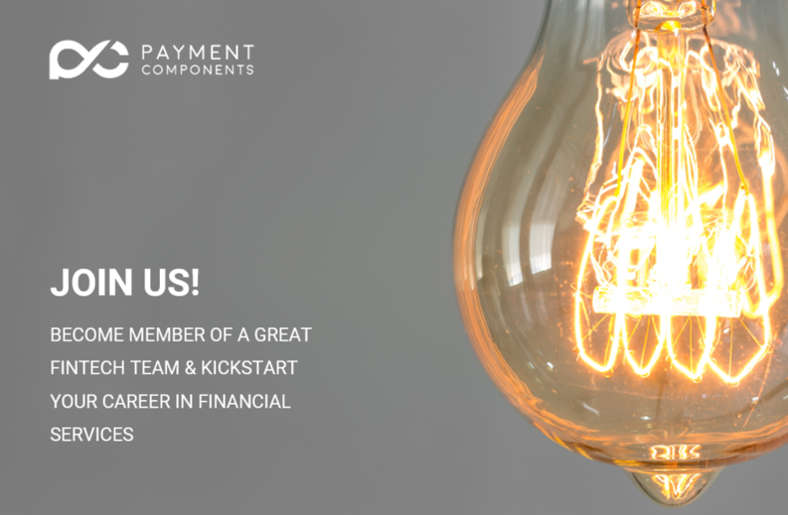 Join us at PaymentComponents Fintech
